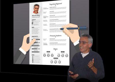¿Cómo diseño mi CV?