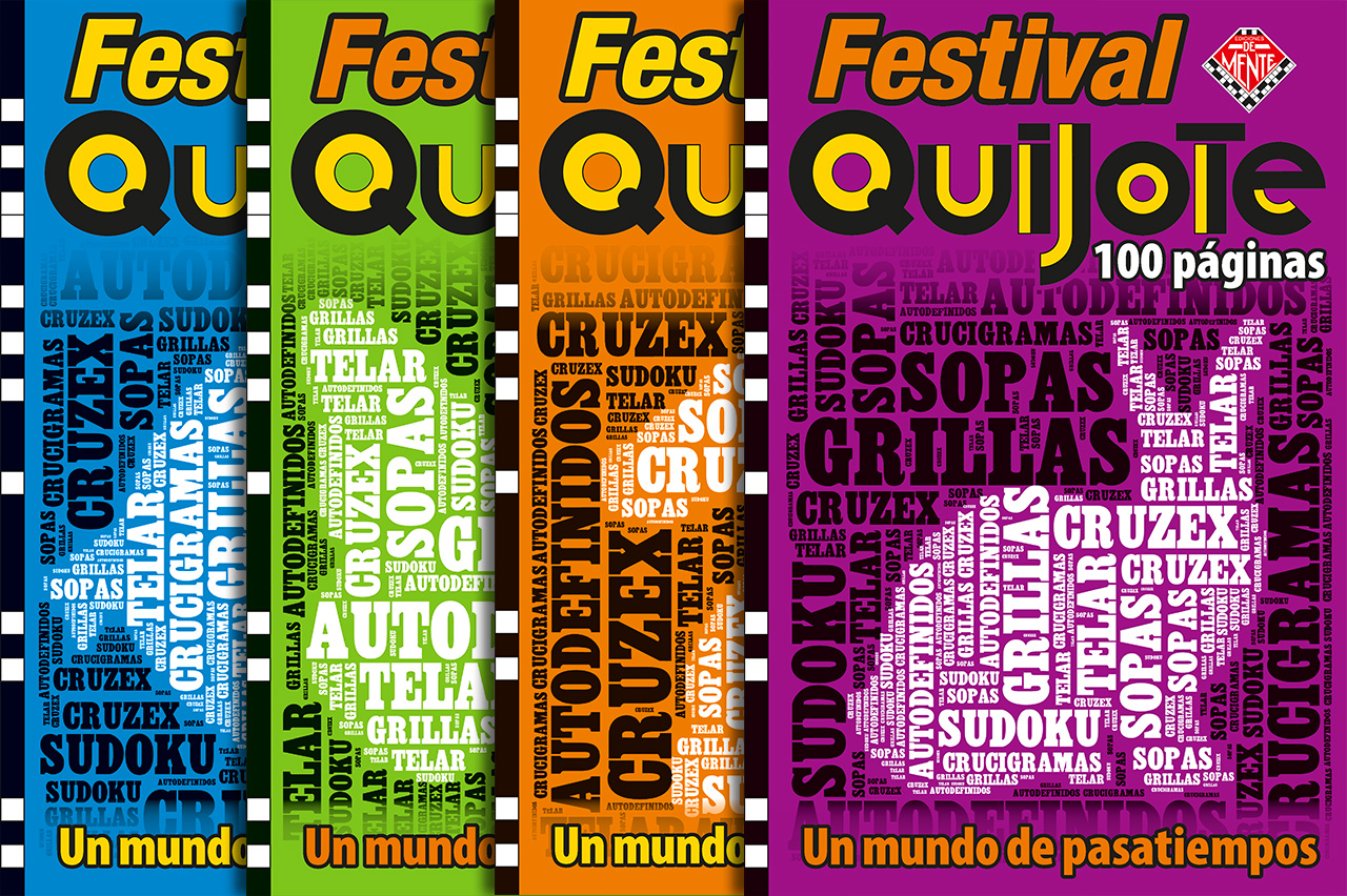 Revistas Festival Quijote