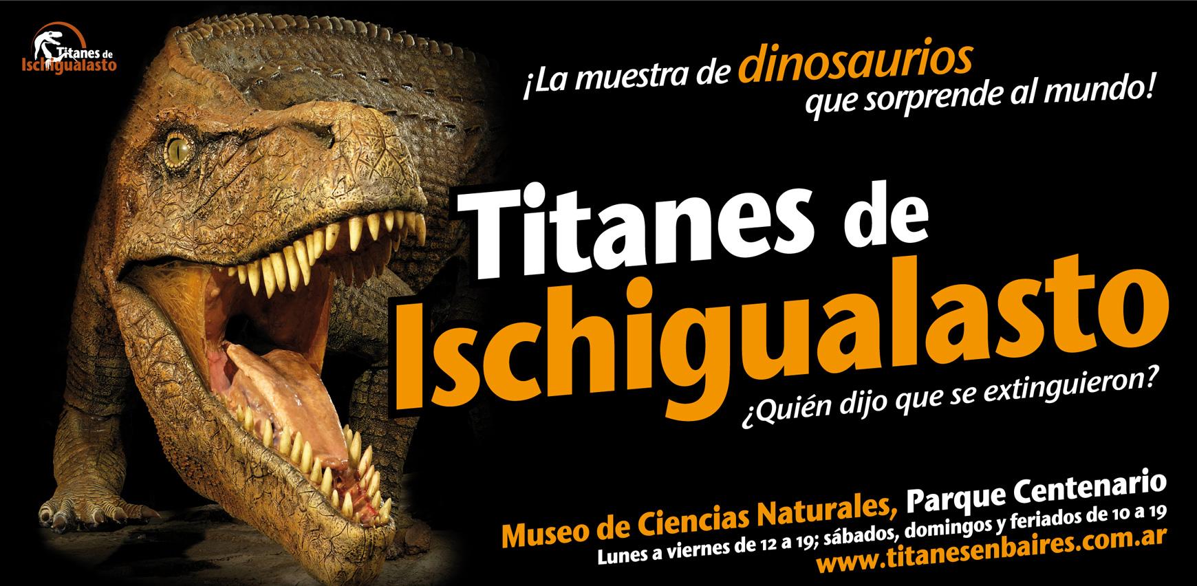 Sextuple Titanes de Ischigualasto