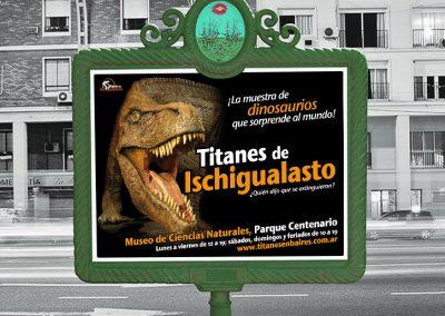 Titanes de Ischigualasto
