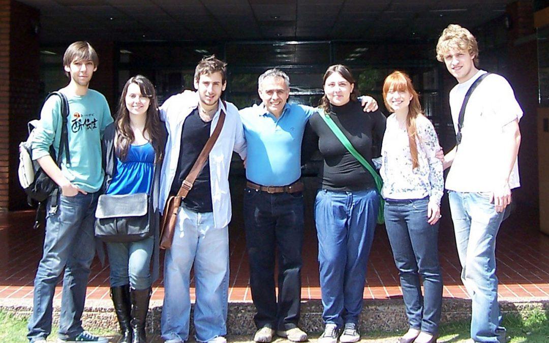 10 años visitando Clarín