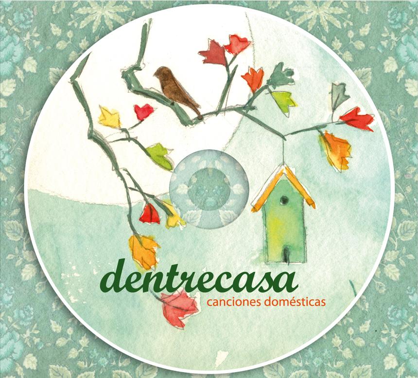 """Disco """"Canciones domésticas"""""""