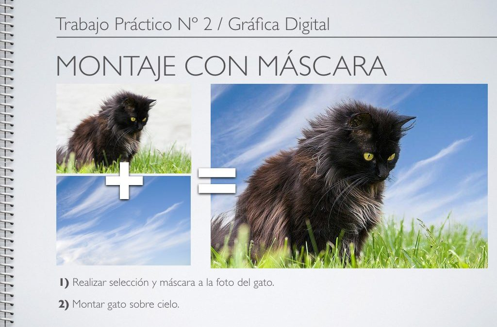 TP Nº 2/GD: Montaje con máscara en Photoshop.