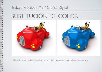 TP Nº 3/GD: Sustitución de color en Photoshop.